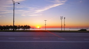 Chicago September Sunrise